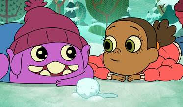 Netflix DreamWorks HOME Adventures with Tip & Oh starts July 29!
