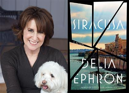 Rainy Day Books Delia Ephron Kansas City Giveaway