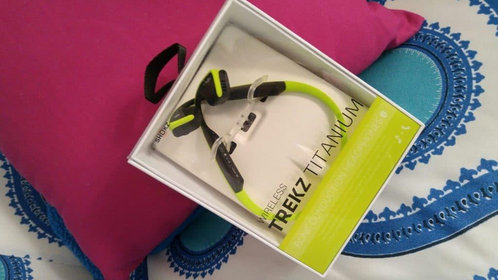 Trekz Titanium Headphones Review and Giveaway