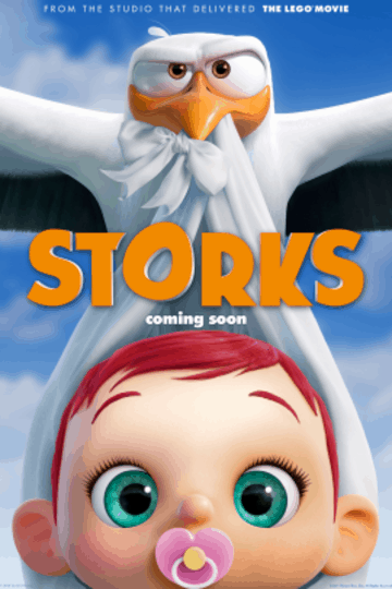 Storks Kansas City Advance Screening