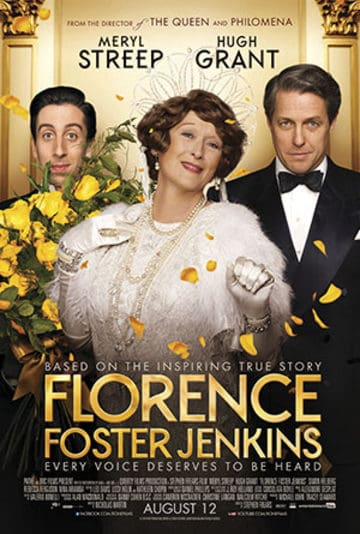 Florence Foster Jenkins Kansas City Screening FREE Tickets
