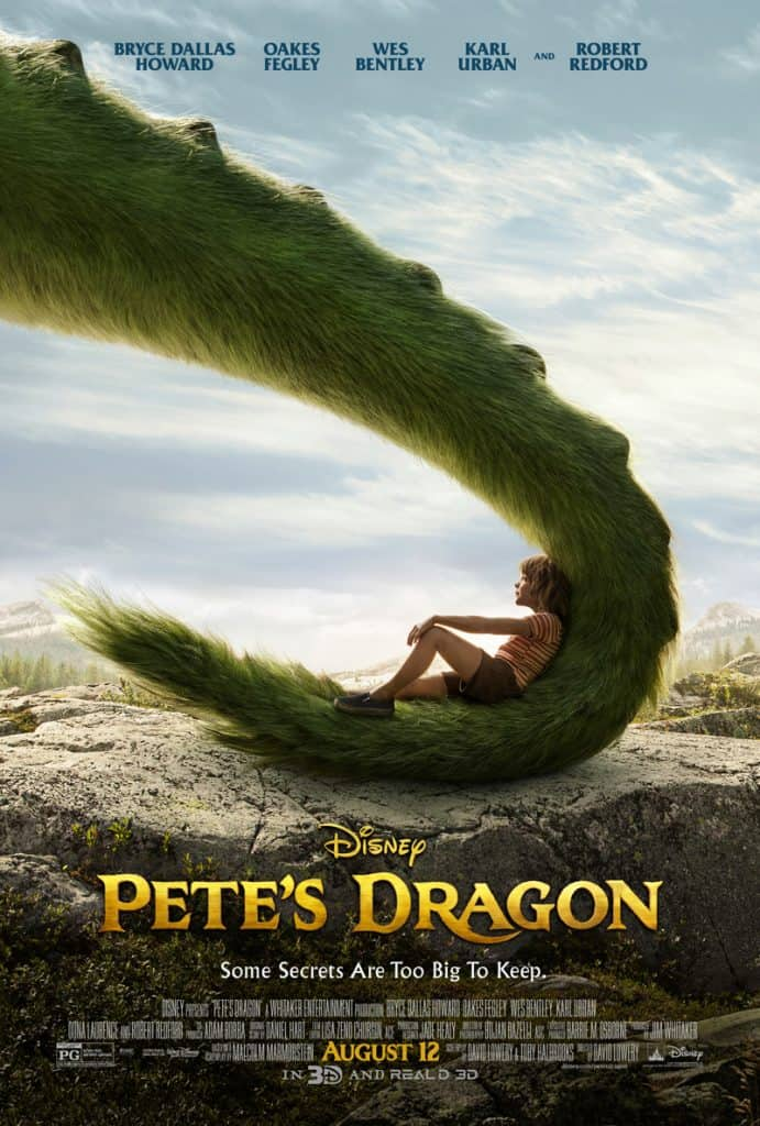 Pete's Dragon Review from a Mom!