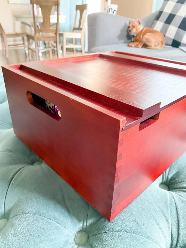 Gourmet Gift Basket Dad Crate