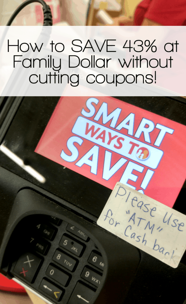 How to Save Money at Family Dollar