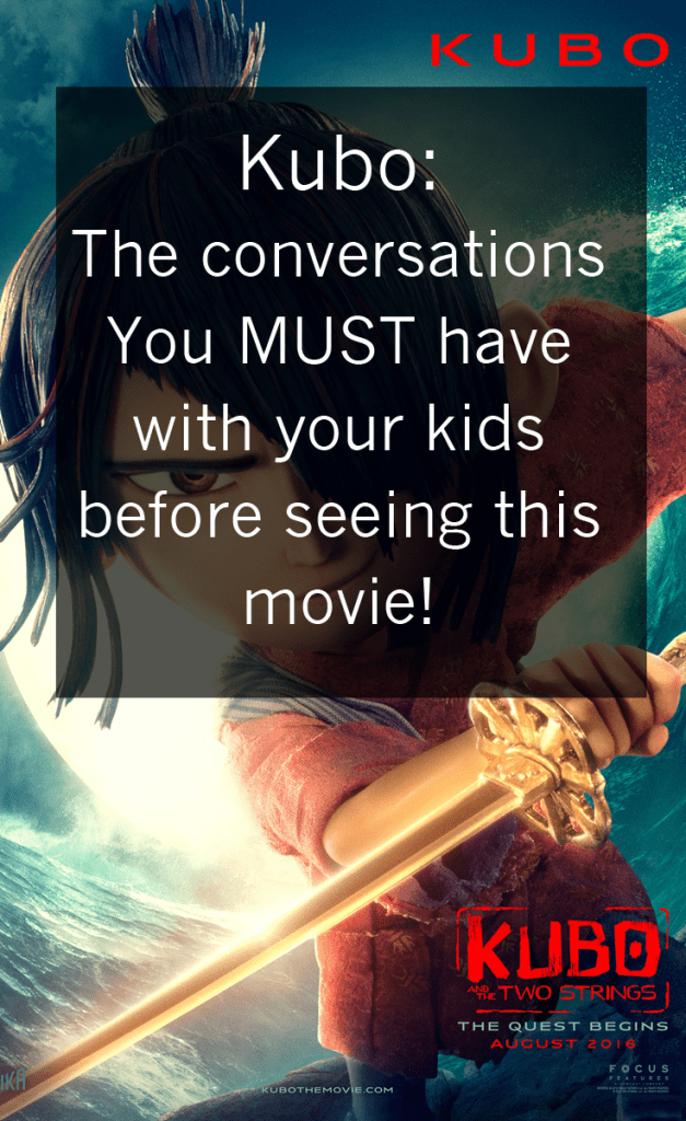 Kubo and the Two Strings Movie Review
