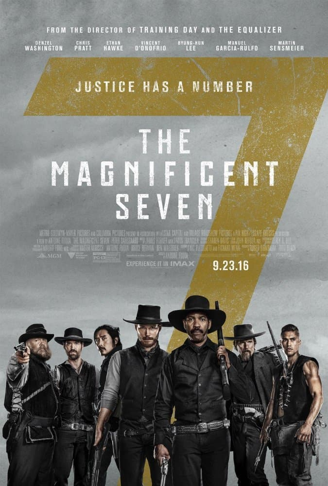 The Magnificent Seven Review by Myla Tosatto