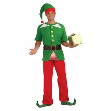 Elf Pajamas for Family - Match your family this year!