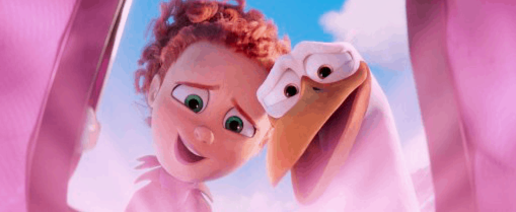 Storks Movie Review - A review from a mommy!