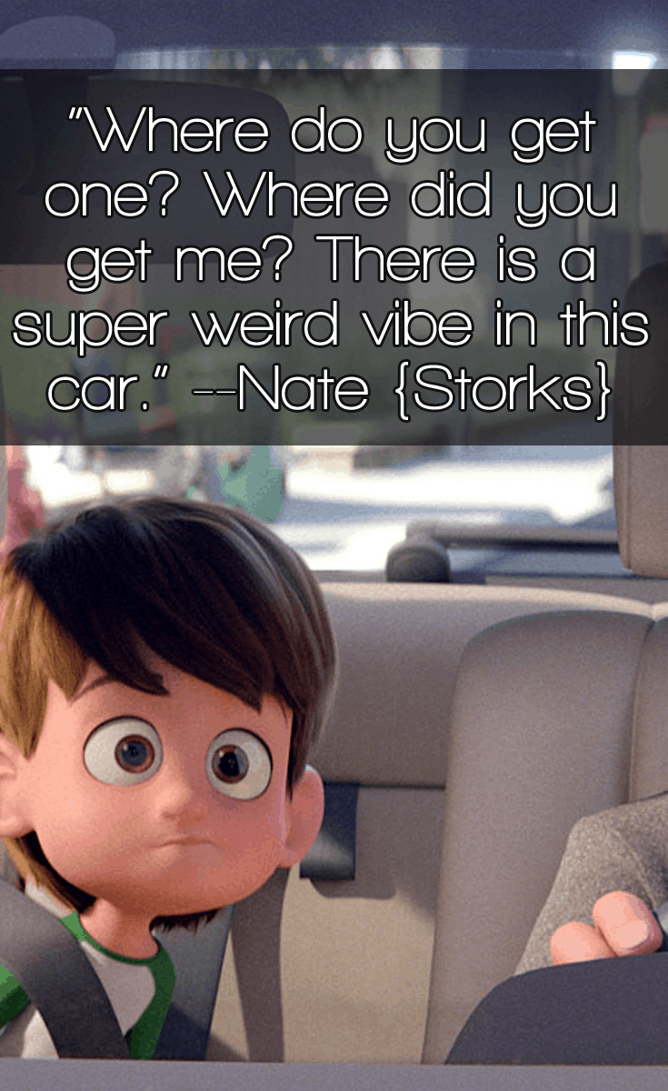 Storks Movie Quotes - The funniest and BEST quotes!