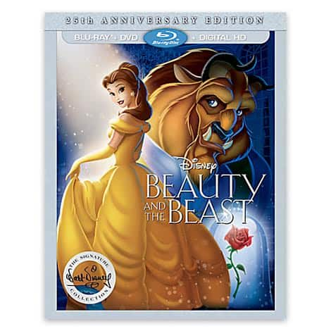 Beauty and the Beast 25th Anniversary UNLOCKS other Disney Princess Movies!