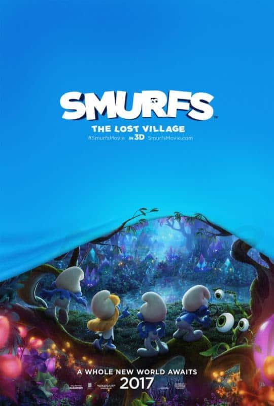 Smurfs: The Lost Village Trailer - This looks so good! #SmurfsMovie