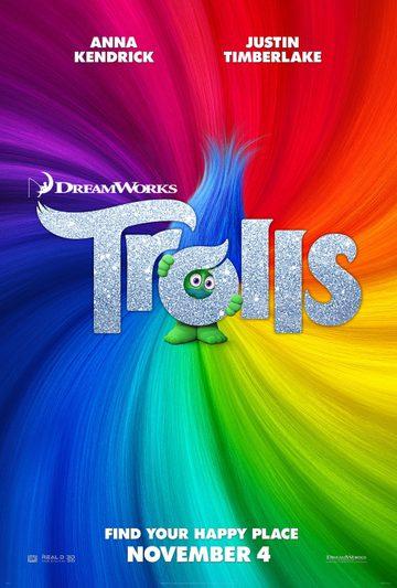 TROLLS Kansas City Advanced Screening - FREE Tickets