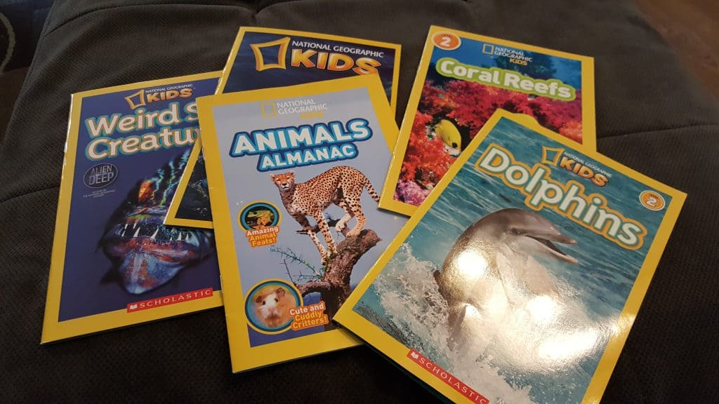 National Geographic Kids - FREE Books and Reading Program!
