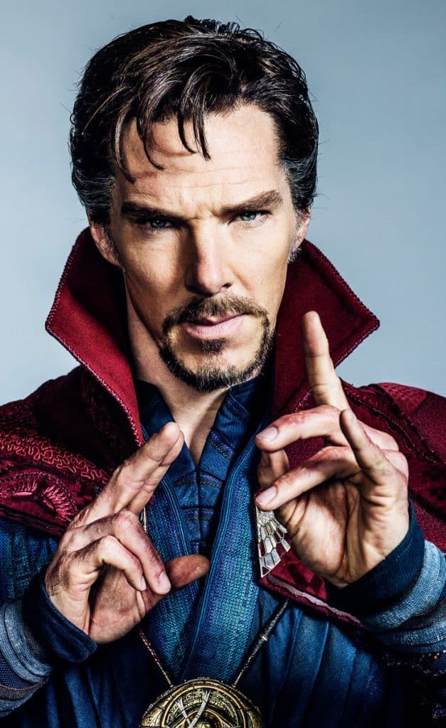 Marvel's Doctor Strange Benedict Cumberbatch Interview