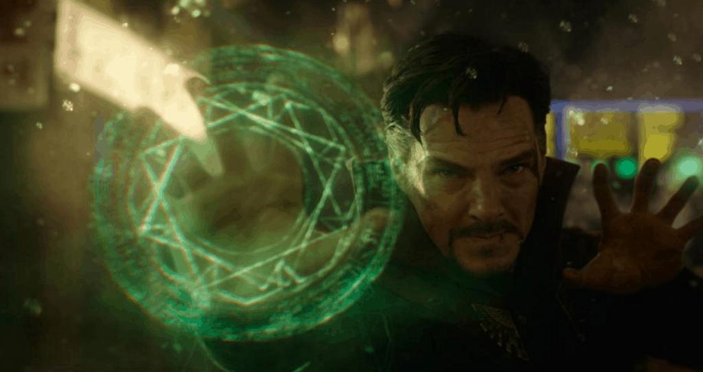 Doctor Strange Press Junket