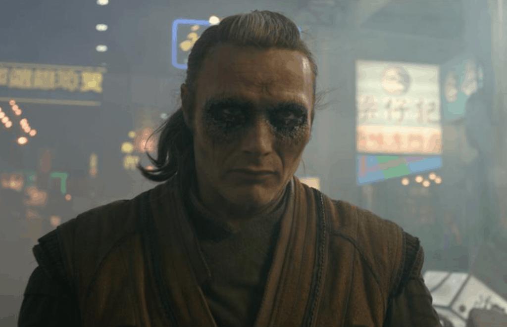 """Doctor Strange Mads Mikkelsen Interview - """"Kaecilius"""""""
