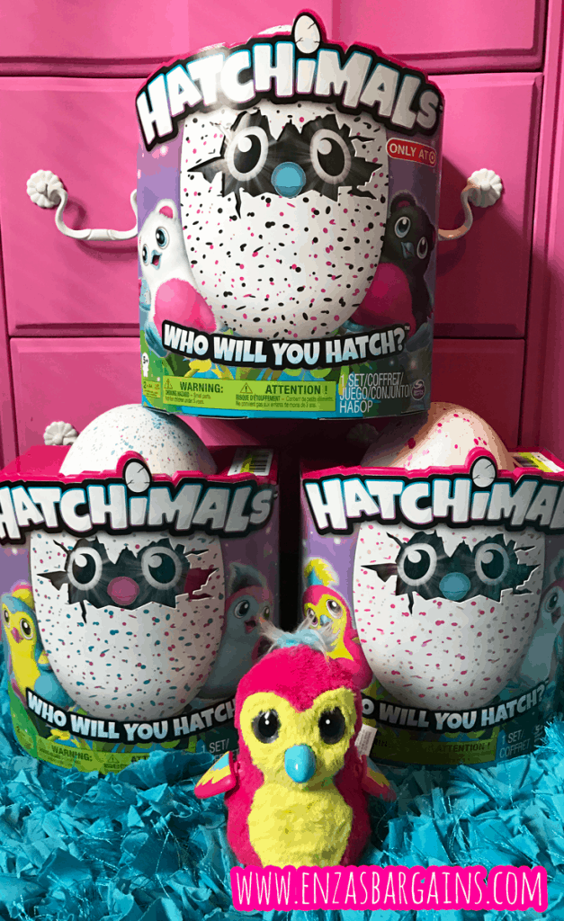 Hatchimals in STOCK - Here is how we found our Hatchimals! I am giving one away!