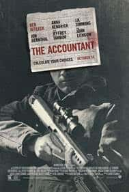 The Accountant Movie Quotes & Review - From a mom!