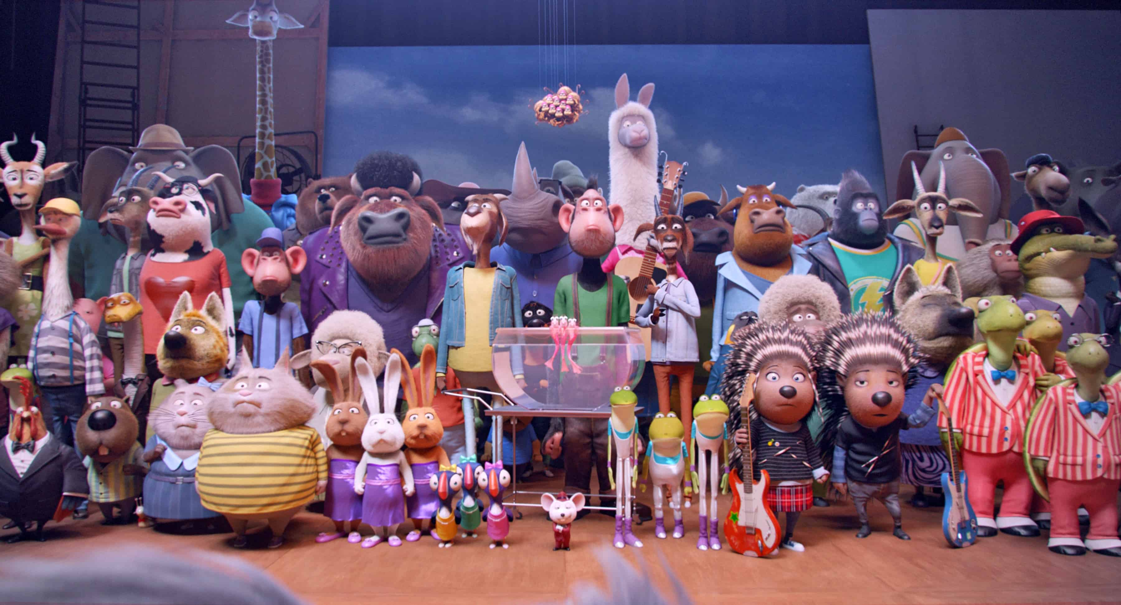 """Sing Movie Review - You are going to """"Buster"""" moves!"""