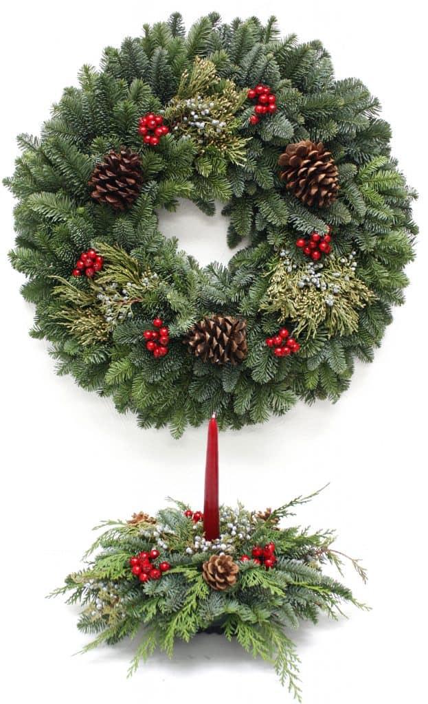 Northwest Wreaths Matching Combo Pack - #EBHolidayGiftGuide