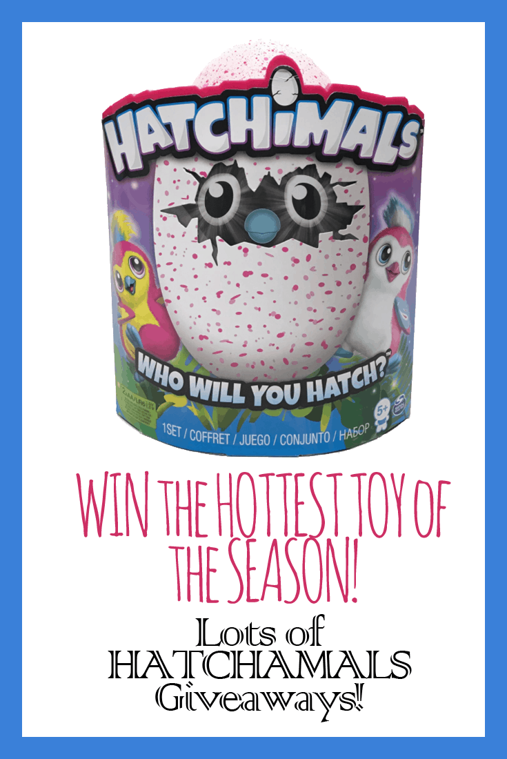 Hatchimals Giveaways - A HUGE list of Hatchimal Giveaways!