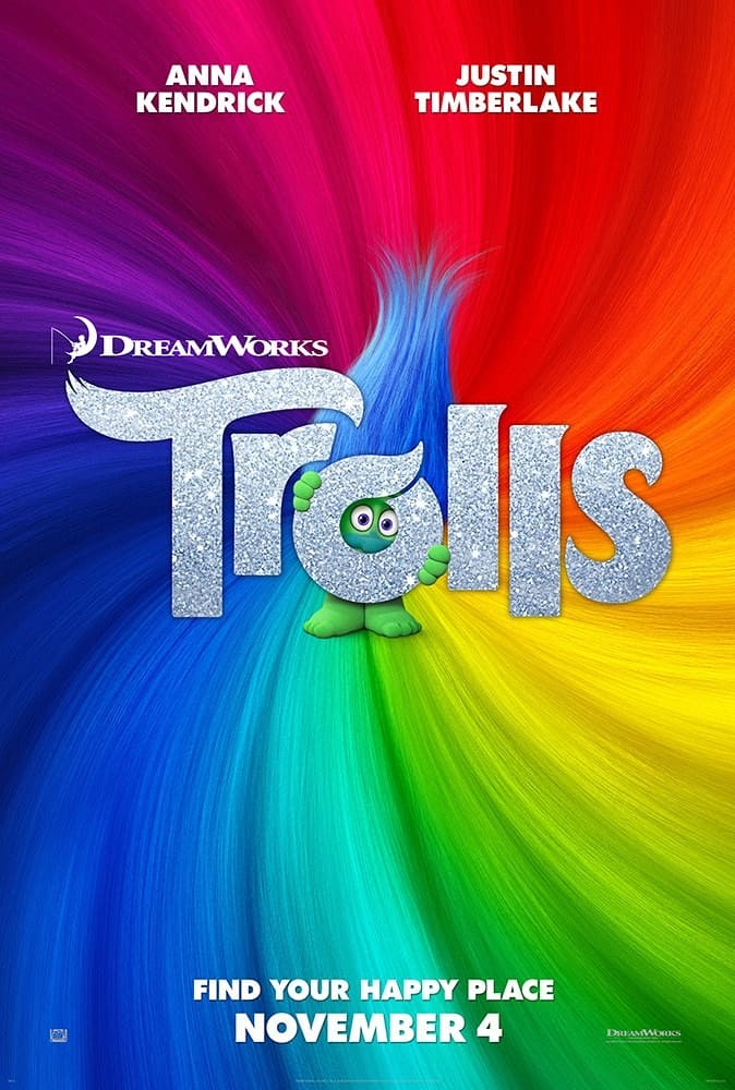 Trolls Movie Review - A Review from a MOM