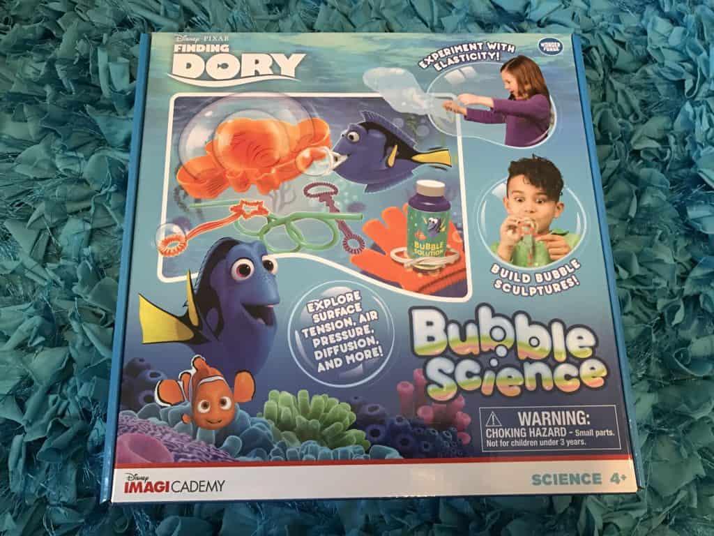 Disney Pixar Finding Dory Imagicademy Bubble Science Kit - #EBHolidayGiftGuide