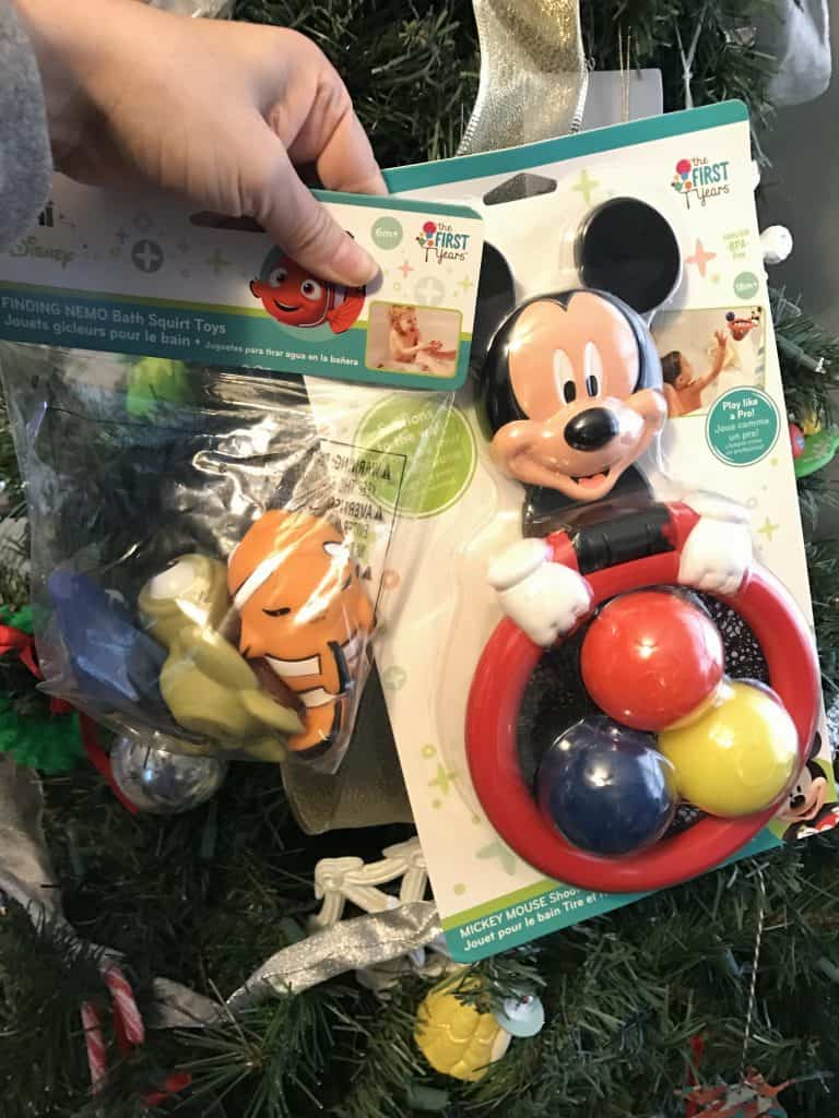 The First Years Disney Stocking Stuffers - #EBHolidayGiftGuide
