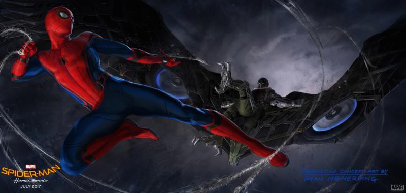 Marvel's Spider-Man Homecoming Secret – Blogger Set Visit Trip