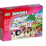 Lego Juniors Emma's Ice Cream Truck Ages 4-7 - #EBHolidayGiftGuide