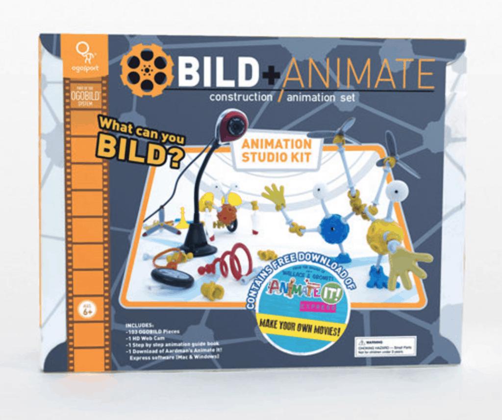 OGOBILD with AnimateIt! - Studio Kit - #EBHolidayGiftGuide
