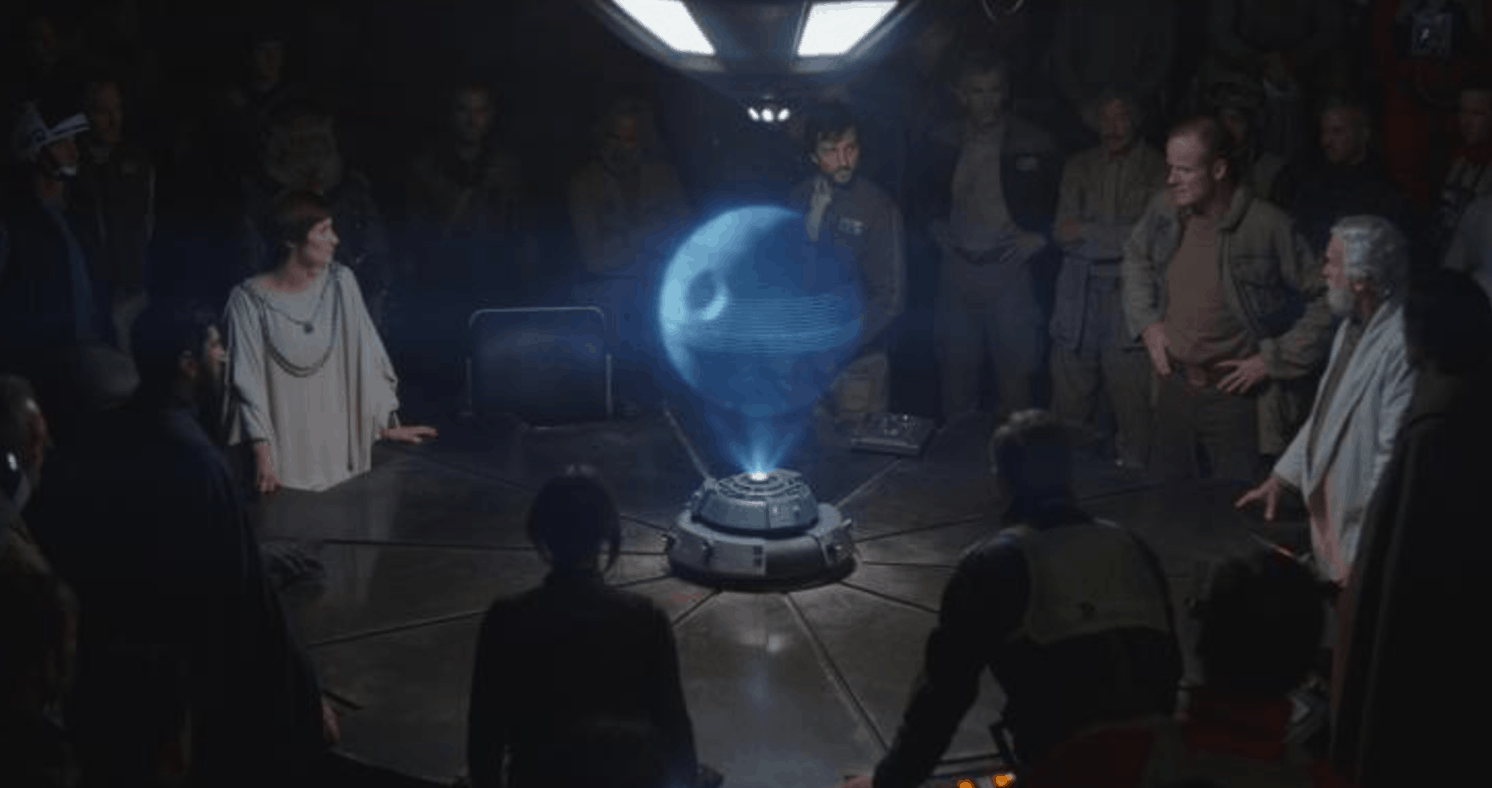 """Rogue One Movie Review - """"I'm one with the Force. The Force is with me."""""""