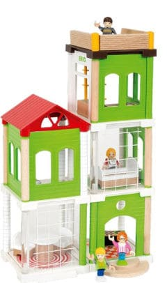 BRIO Family Home Playset - #EBHolidayGiftGuide