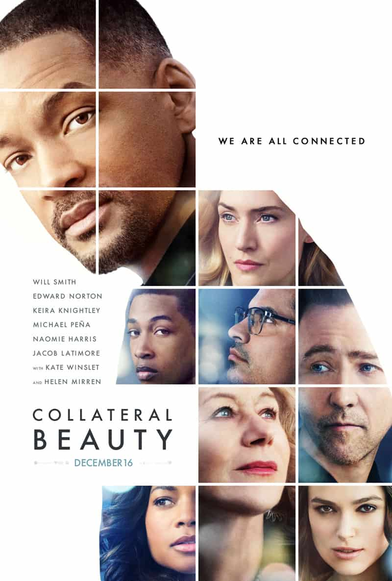 Collateral Beauty Movie Review - From a mom.