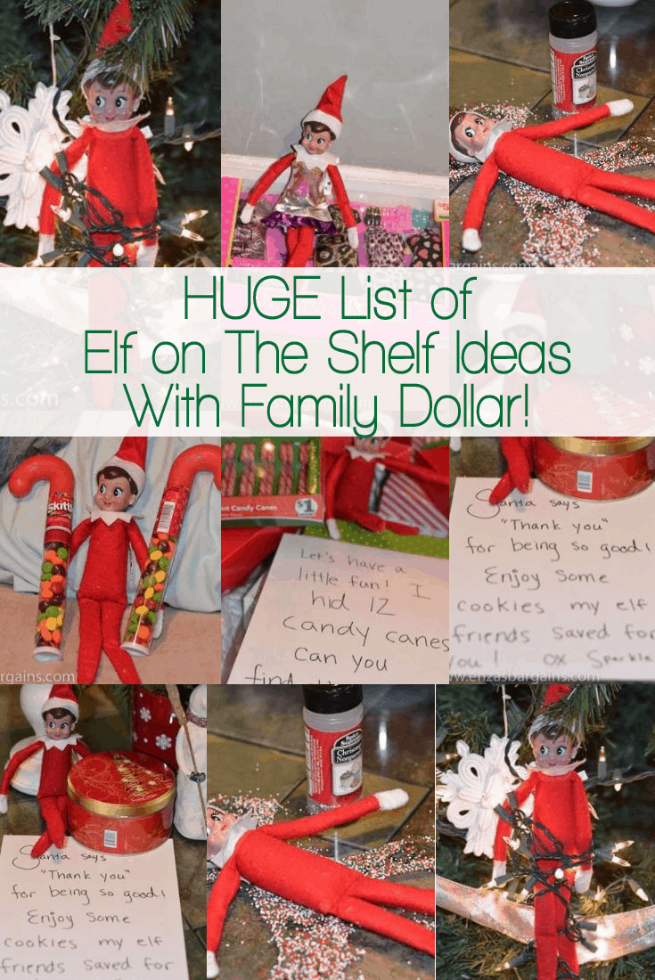 Family Dollar Christmas Trees.Elf On The Shelf Family Dollar Ideas Huge List Of Ideas