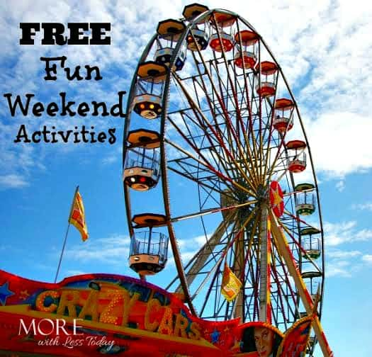 free-fun-weekend-activities