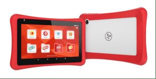 """Mattel's nabi SE 7"""" Tablet for Kids ONLY $79.99 - #EBHolidayGiftGuide"""