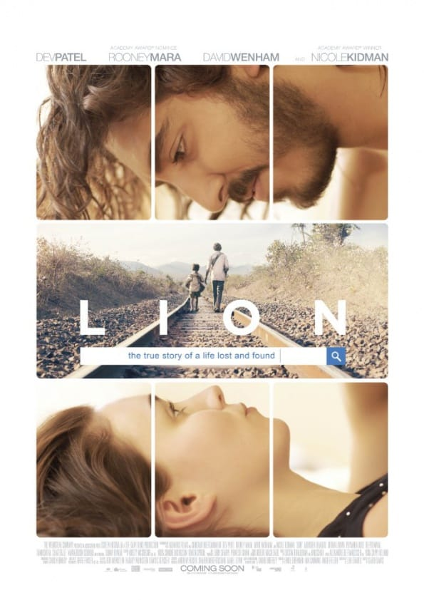 Lion Movie Review – Golden Globe Nominated and This is Why!
