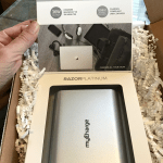 External Charger for MacBook – MyCharge RZ13V-A RazorPlatinum #EBHolidayGiftGuide