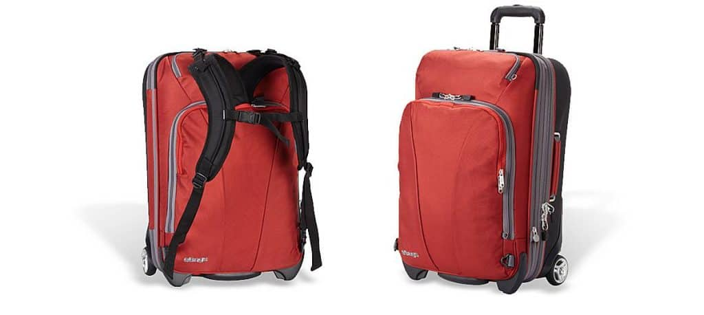 TLS Convertible Wheeled Carry-On Review - Sponsored by eBags.