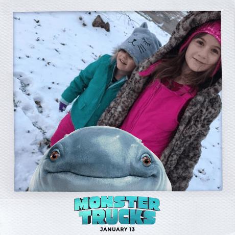 Monster Trucks Movie Activities, Coloring Sheets, & Fandango Gift Card Giveaway!