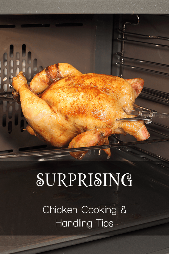 Chicken Cooking and Handling Tips by Sanderson Farms