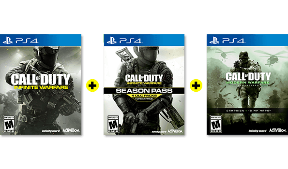 Call of Duty Infinite Warfare Legacy