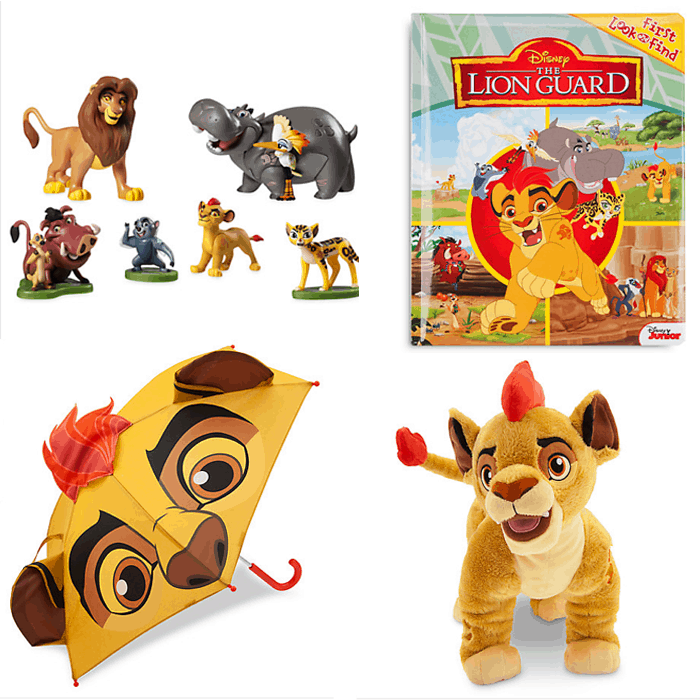 Lion Guard Life of the Pride Lands Giveaway