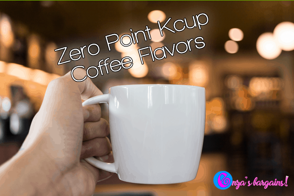 Low Calorie Kcups that are Zero Points - Our huge list!