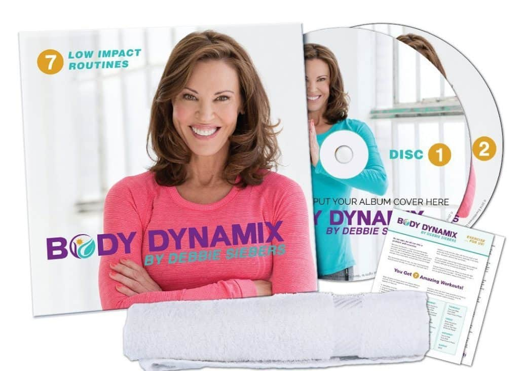 Mommy Workout With Body Dyanmix that is EASY on the JOINTS!