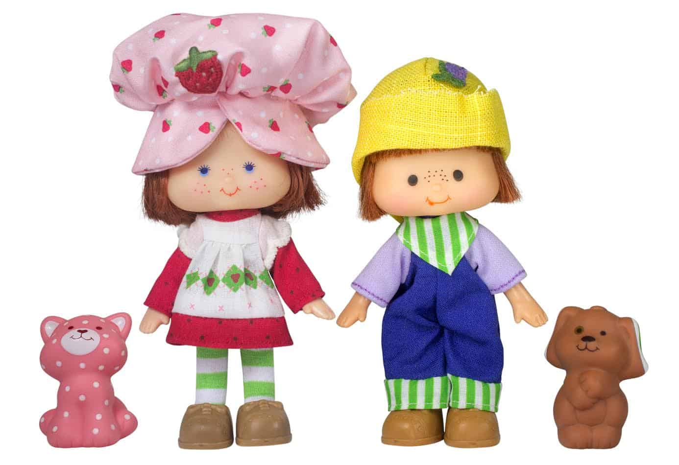 Strawberry Shortcake Classic Small Dolls 2-Pack