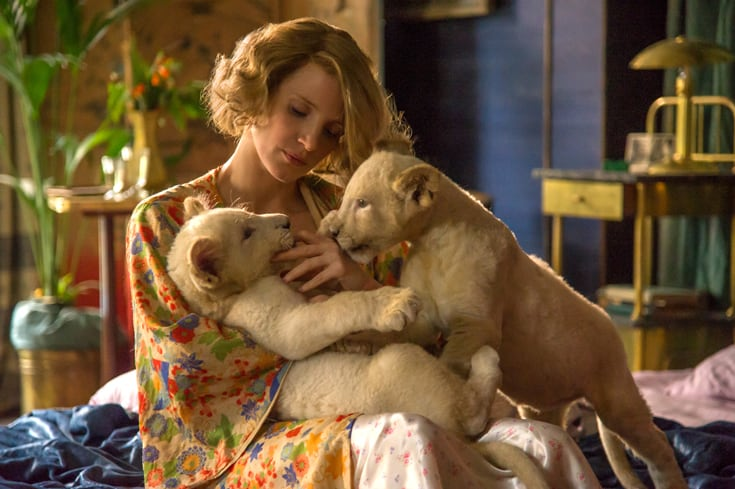 The Zookeeper's Wife Review - A real life hero