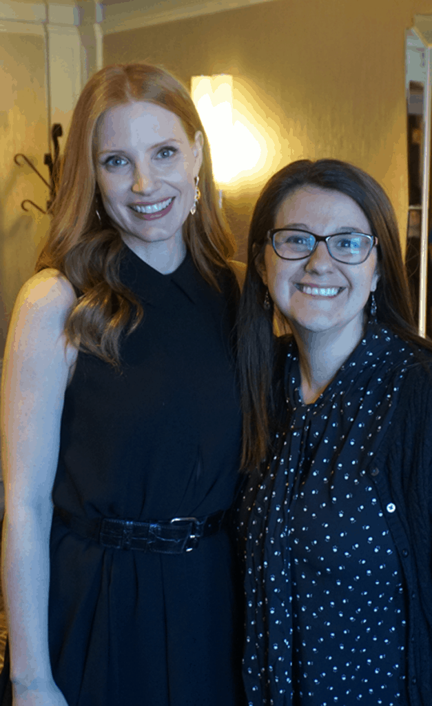 The Zookeeper's Wife Interview With Jessica Chastain and Niki Caro