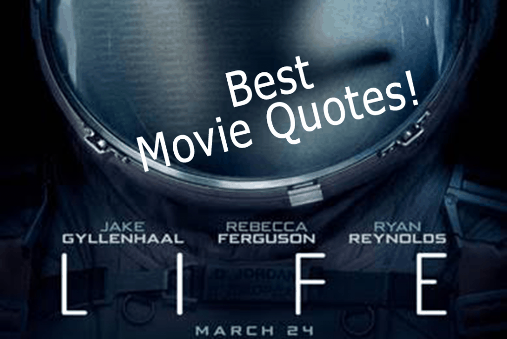 Life Quotes From The Movie EnzasBargains Fascinating Movie Life Quotes
